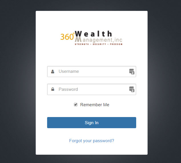 Personal Financial Management Website - Your personal financial management (PFM) site offers a real-time, 24/7 view into your complete financial picture.