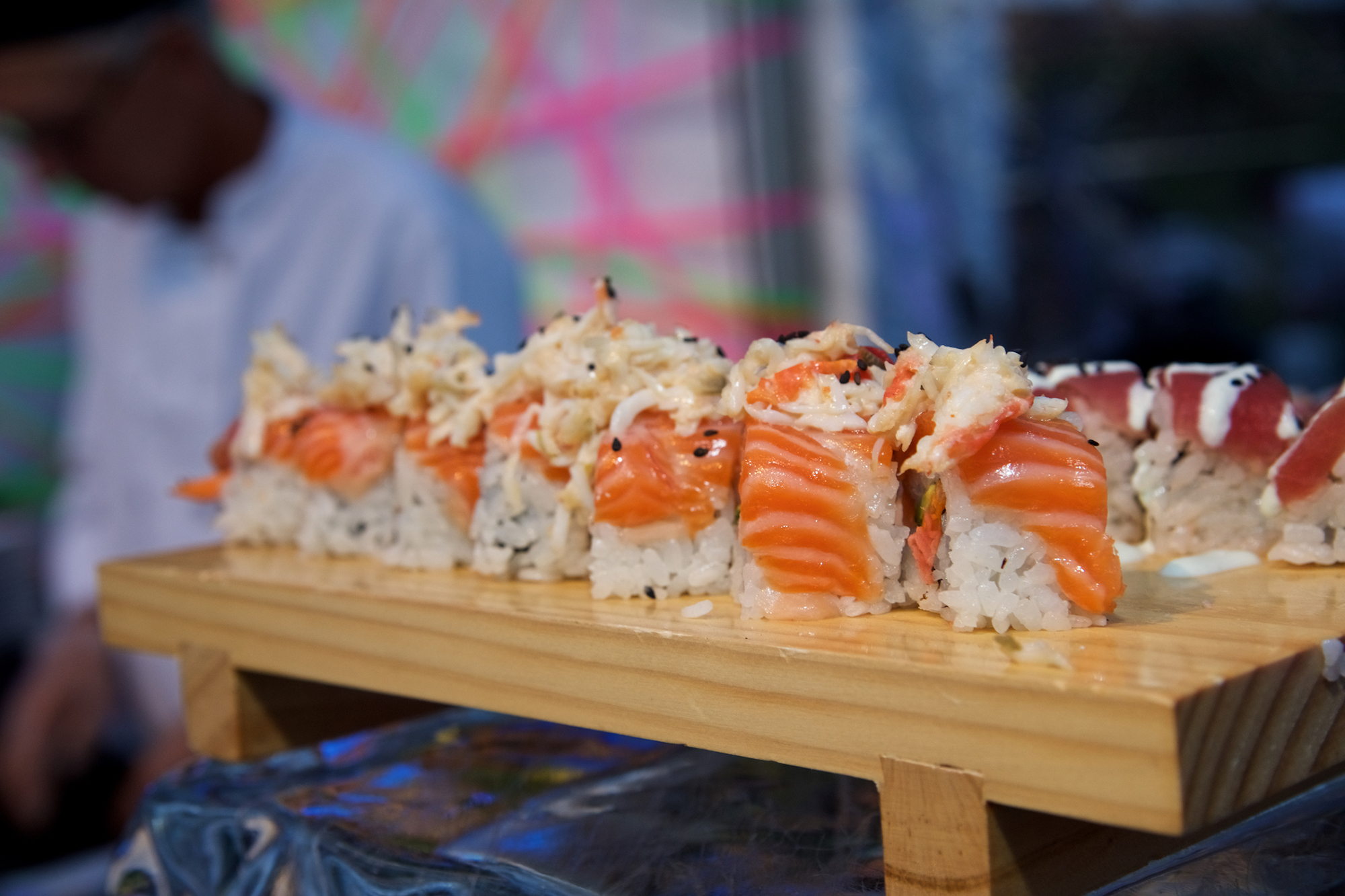 03_Birthday Party 80s Theme Sushi_AE Events.jpg