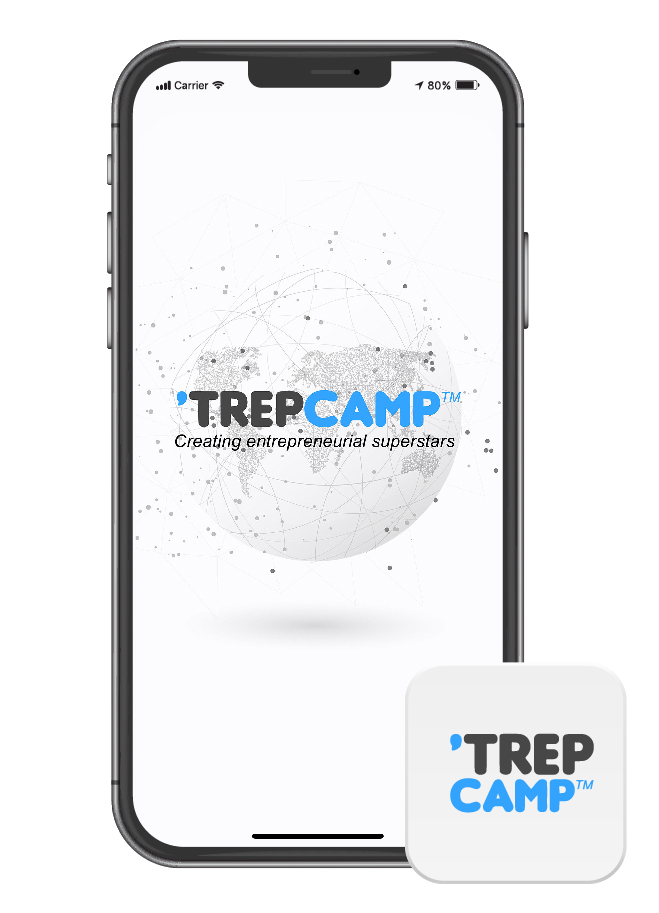 entrepreneurs app for iPhone and Android