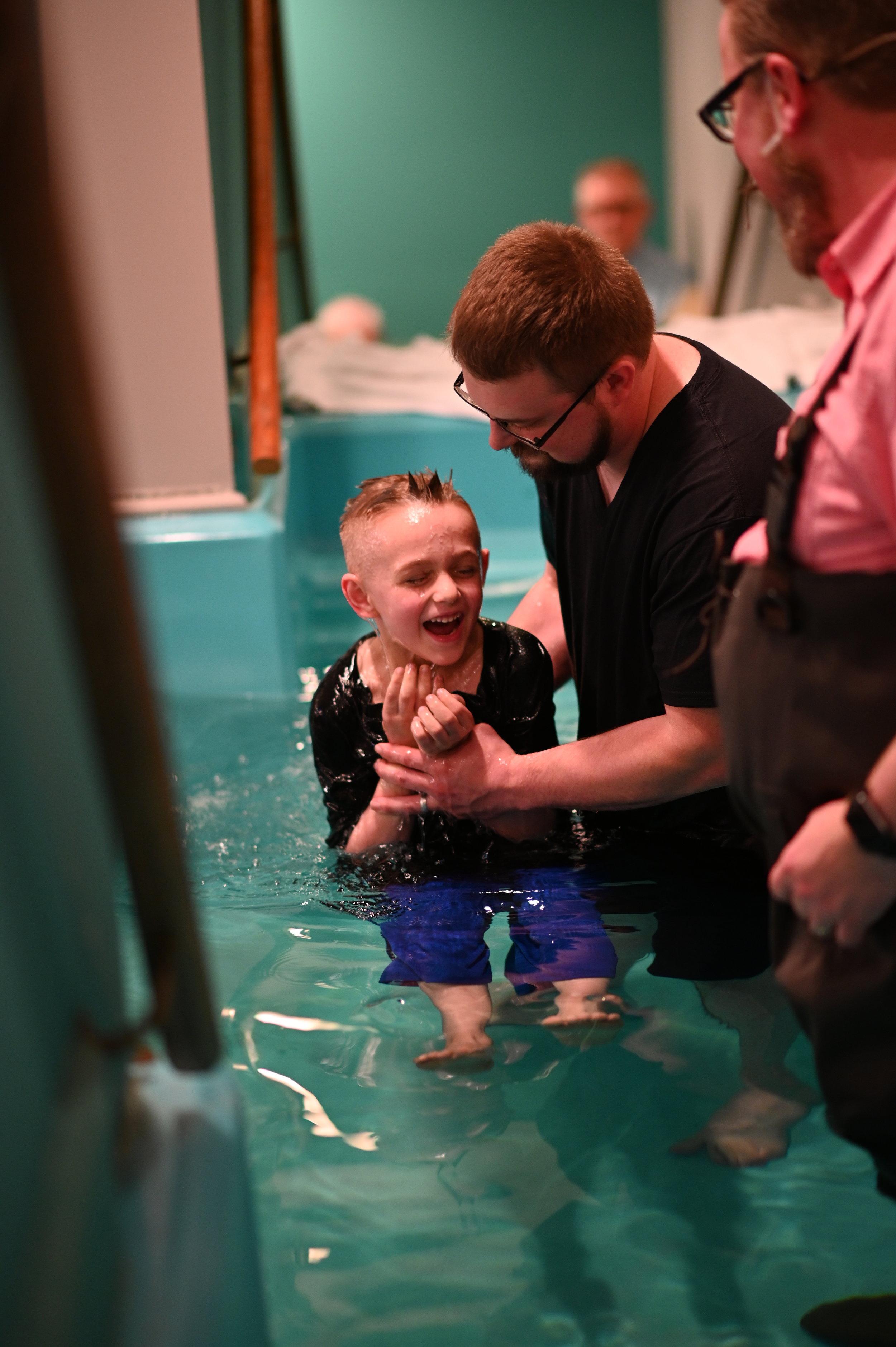 Harvest Life Baptisms - May 2019
