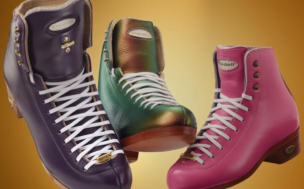 Riedell Custom Boots -