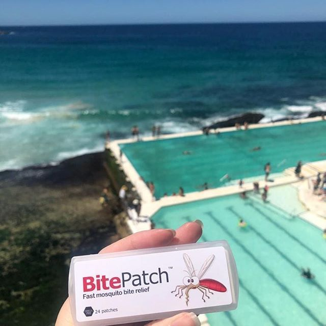 Did you know a mosquito bite itch will last 2-3 days? BitePatch stays on for around 4 days and wont come off when you swim. Don't scratch it. Patch it! #bitepatch #mosquitobitessuck #mosquito #mosquitoinvasionof2018 #mosquitobiterelief #chemicalfree #sandfly #mosquitobites