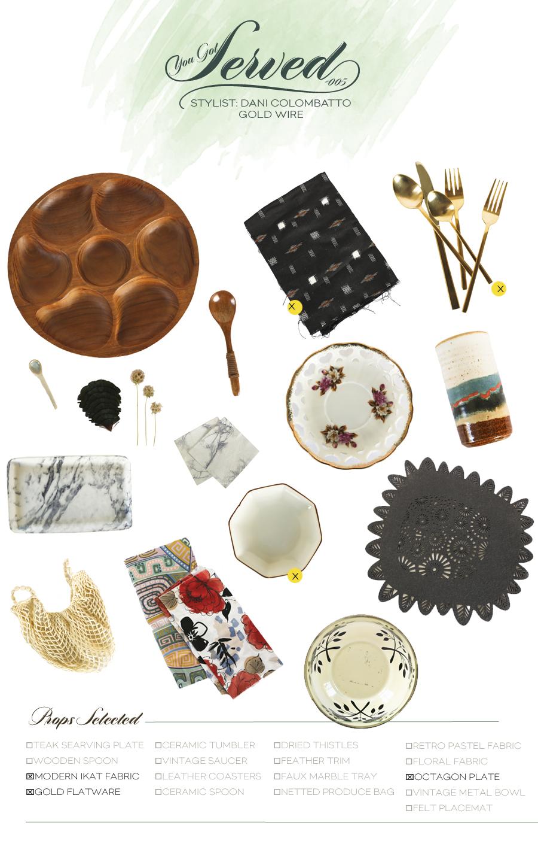 Dine X Design | You Got Served | Box 005 | Dani Colombatto