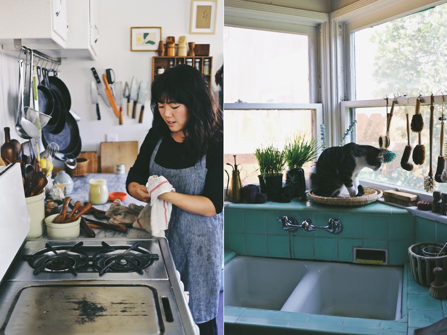 Knotwork LA | Linda and Scallion | Dine X Design