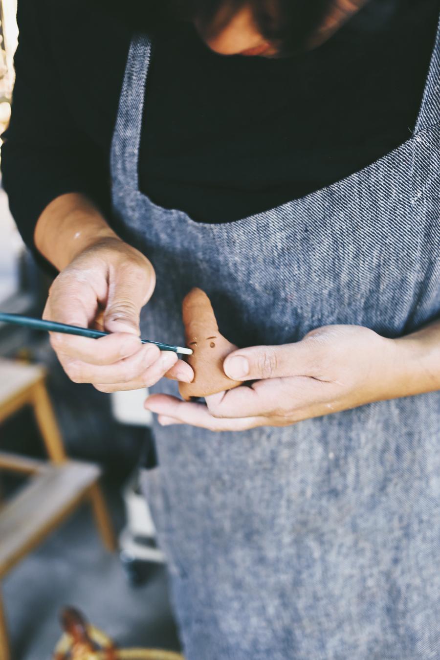 Knotwork LA | Linda Hsiao With Scallion | Studio Visit | Dine X Design