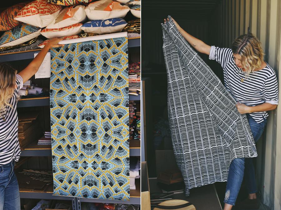 WOLFUM Studio Visit | Annabel Inganni | Dine X Design