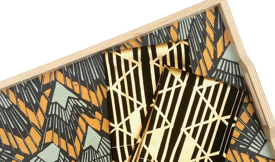 Wolfum Tray & Textile | Studio Visit | Dine X Design