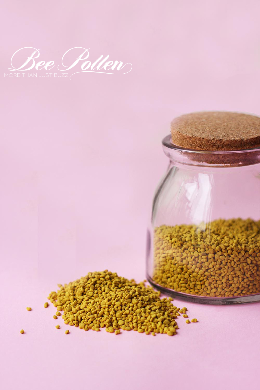 Bee Pollen Recipe | Dine X Design