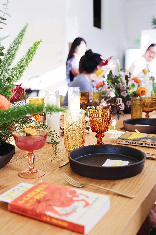 Sunfolk Seventies | Filigree Suppers | Dine X Design