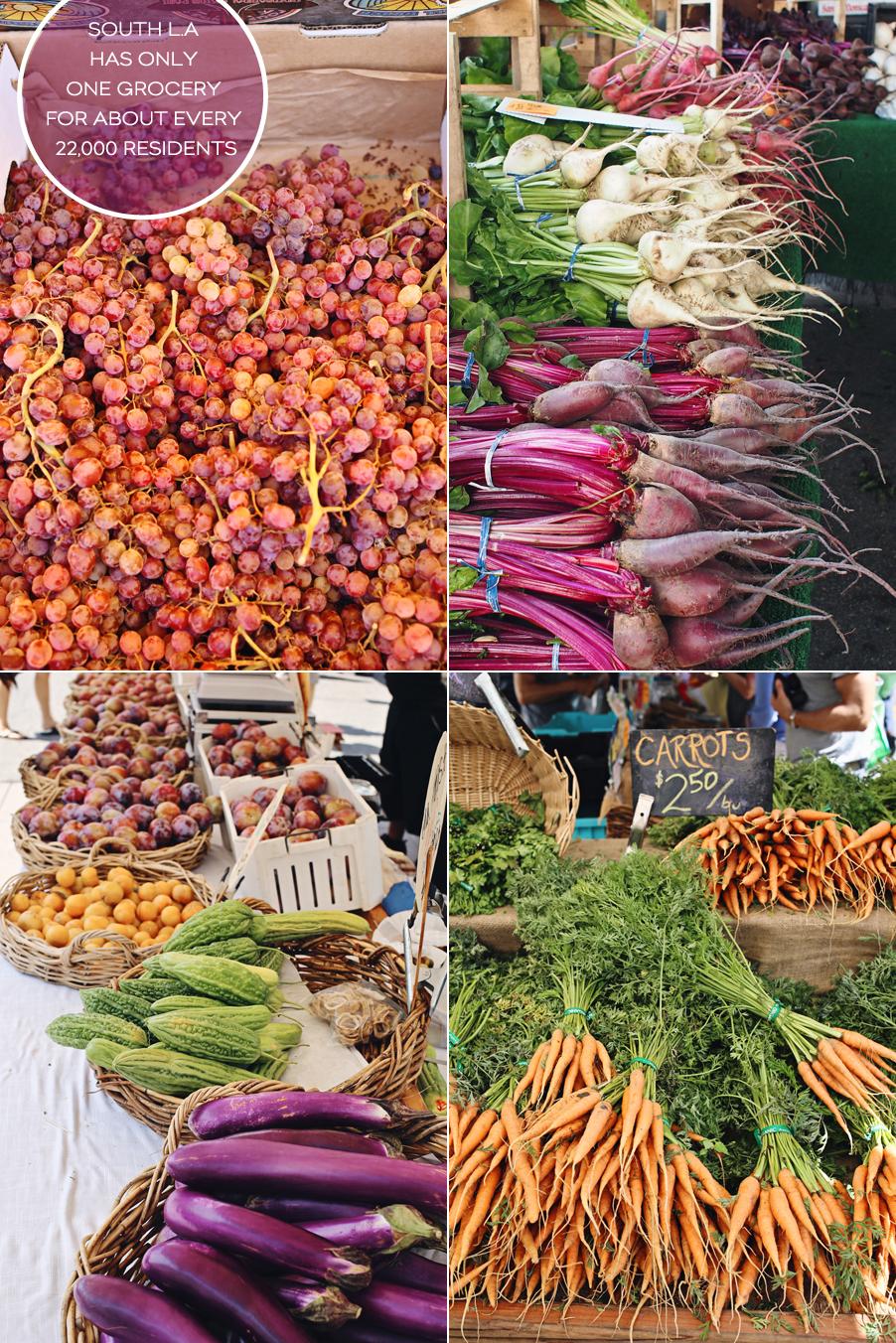 Dine X Design | Drink Good Do Good | Santa Monica Farmers Market