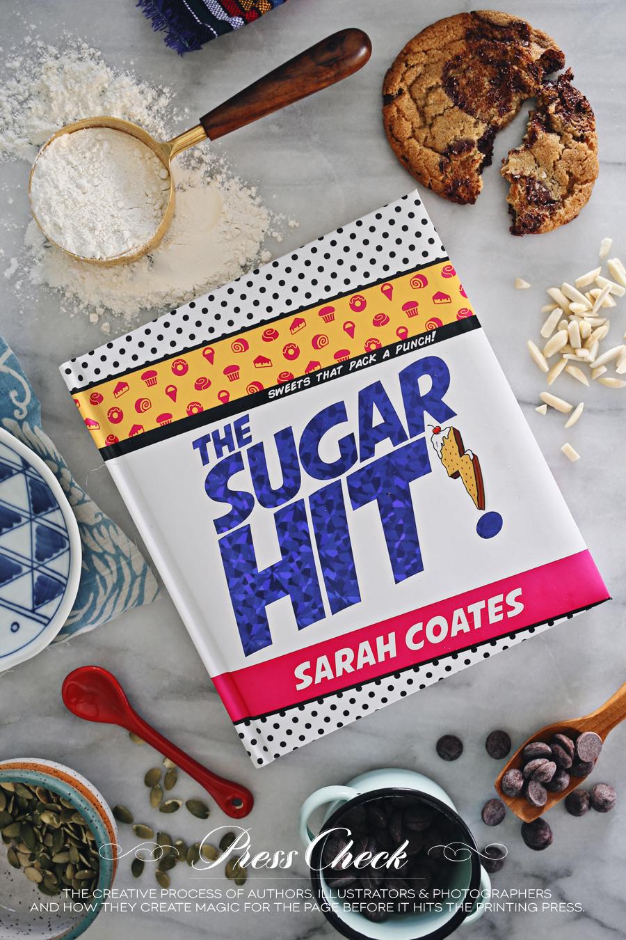 Press Check | The Sugar Hit | Dine X Design