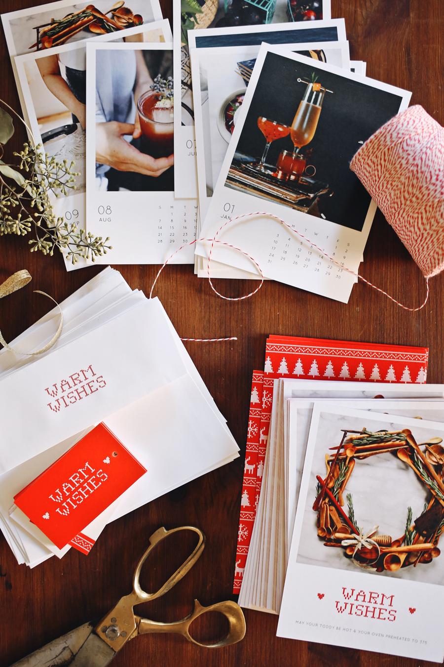 Makr Holiday Cards | Dine X Design
