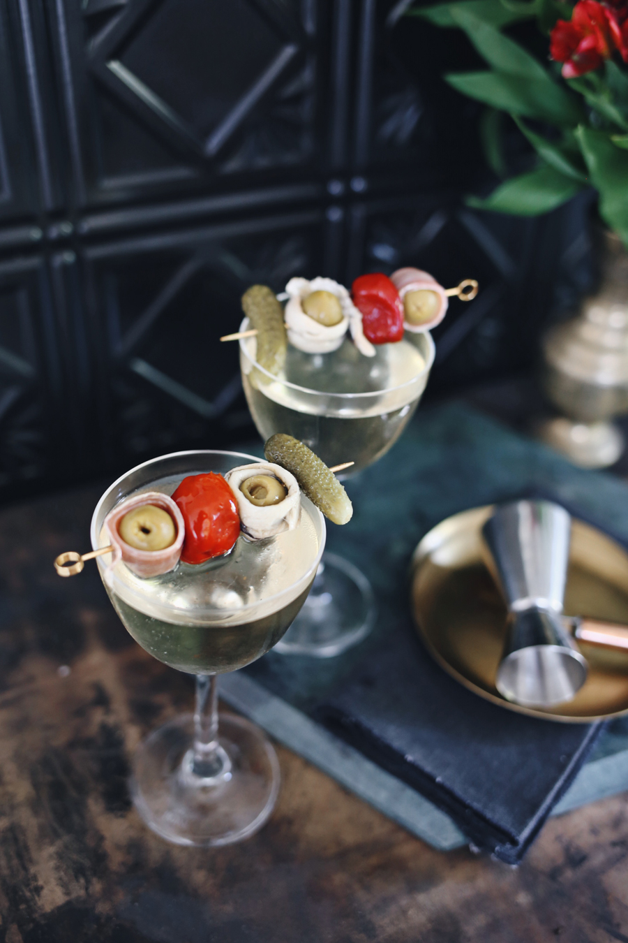04_Banderillas Savory Martini | Kristin Guy
