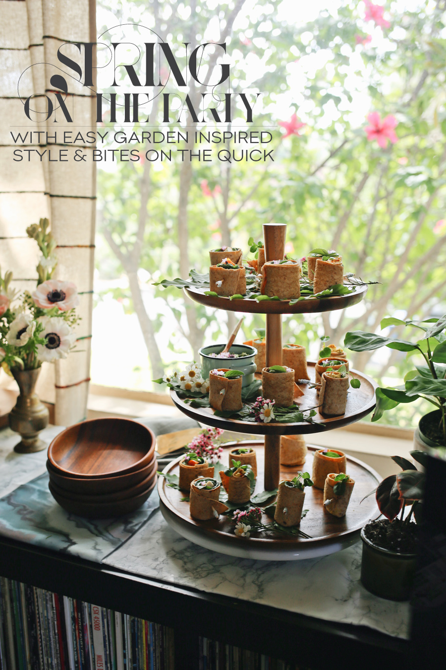 Spring Garden Party | Dine X Design