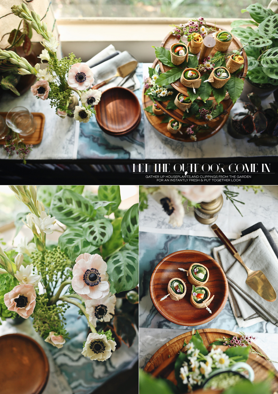 Spring Garden Party Style | Dine X Design