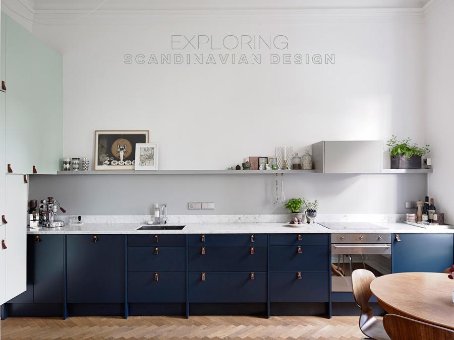 Exploring Scandenavian Kitchen Design | Dine X Design