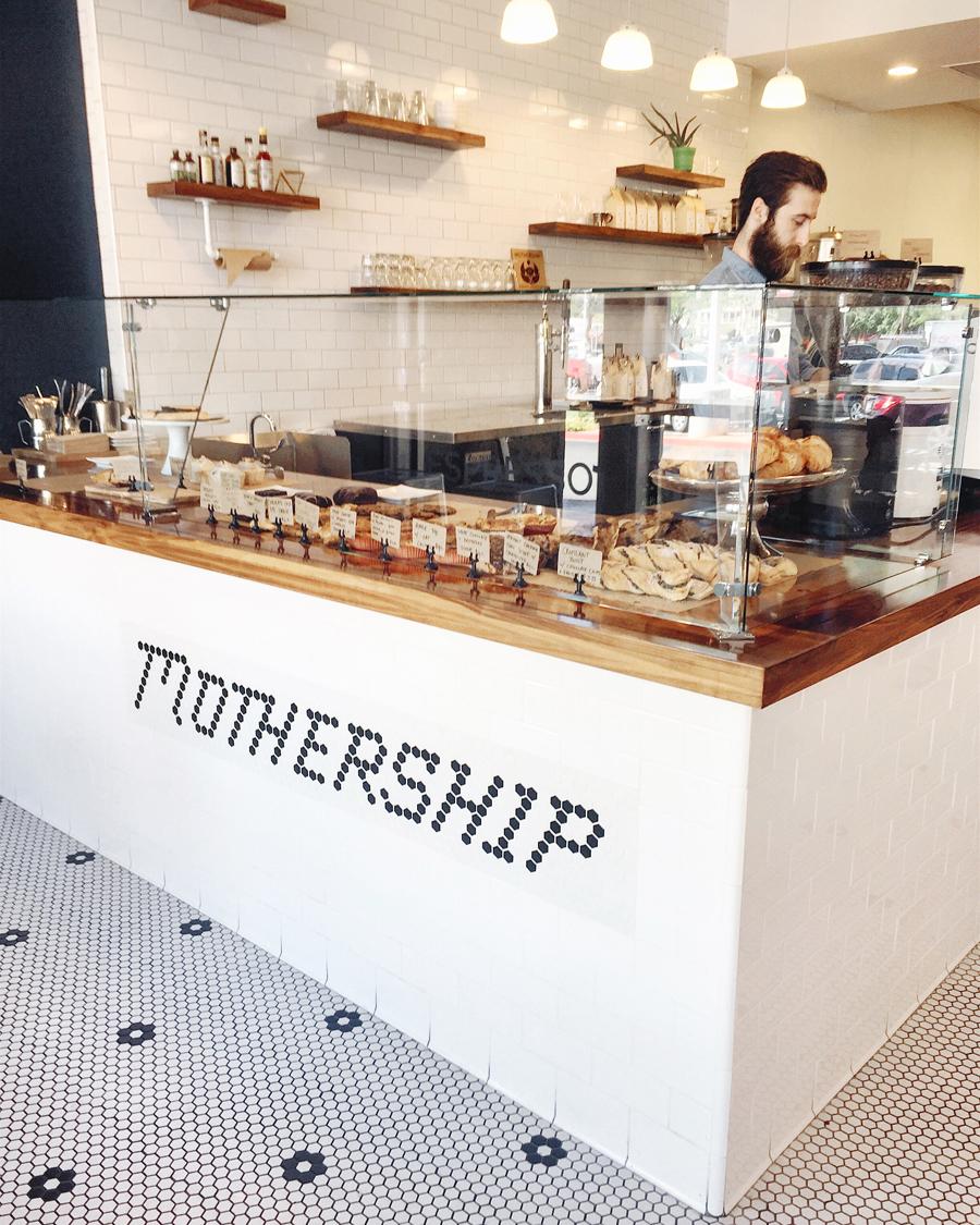 Mothership Coffee | Las Vegas | Dine X Design