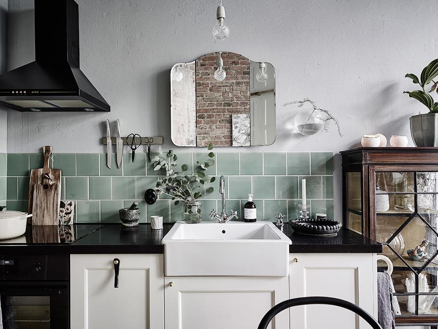 Rustic Glam Kitchen Details | Dine X Design