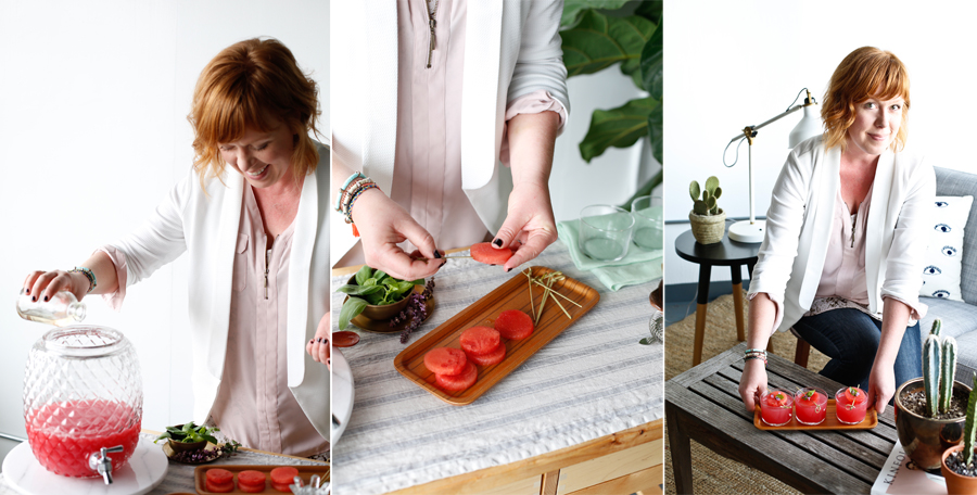 Summer Fizz Cocktail Recipes With Kristin Guy | Dine X Design