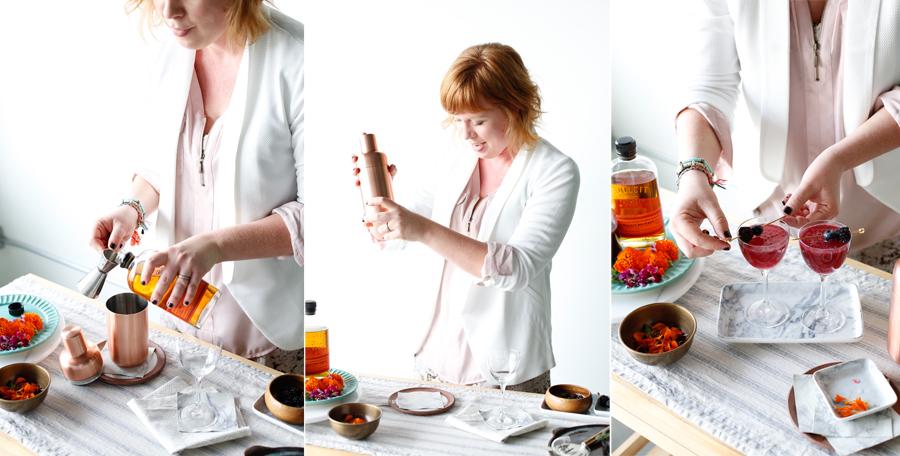 Summer Fizz Cocktails With Kristin Guy | Dine X Design