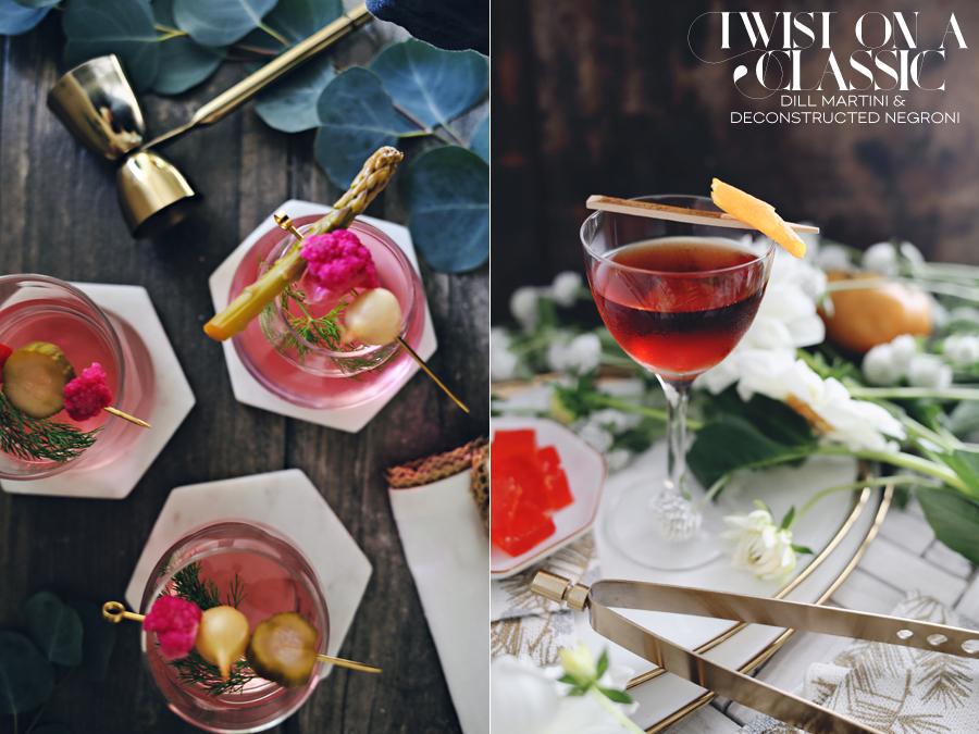 dill-martini-deconstructed-negorni-dine-x-design