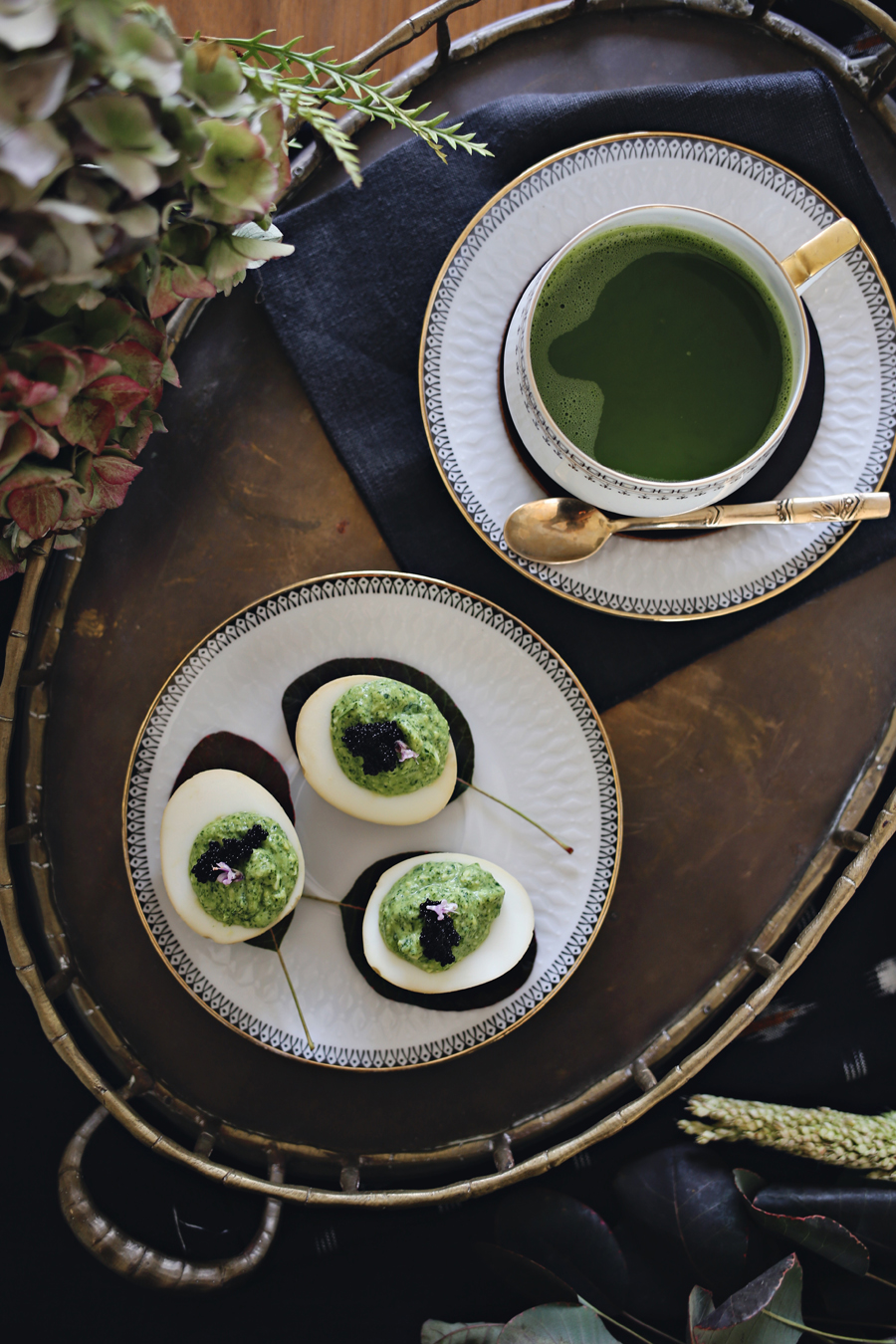 tea-party-with-matcha-deviled-eggs-dine-x-design