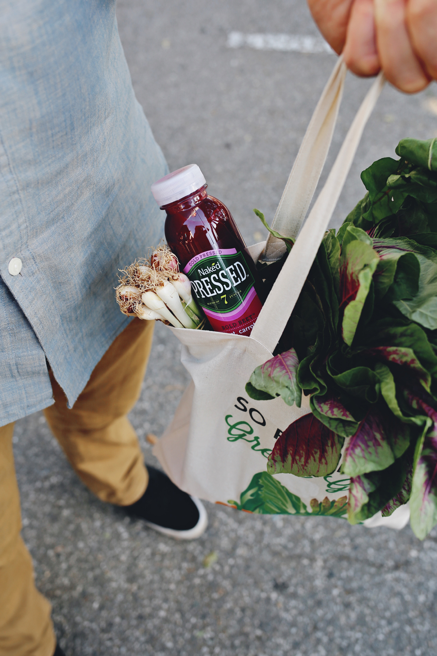 Naked Juice Farmers Market | Dine X Design
