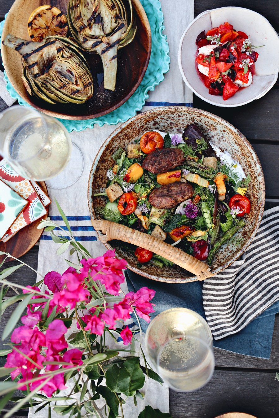 01_Grilled Fattoush Salad With Vinho Verde.jpg