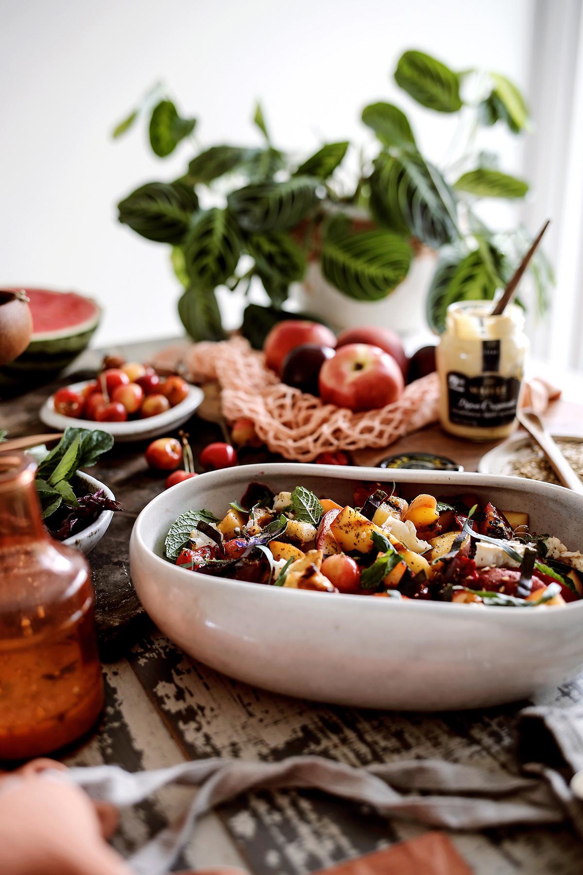 03_Grilled Stone Fruit Salad | Dine X Design.jpg