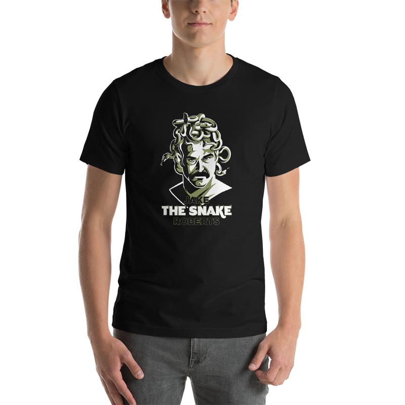 Medusa Unisex T-Shirt   $27.99