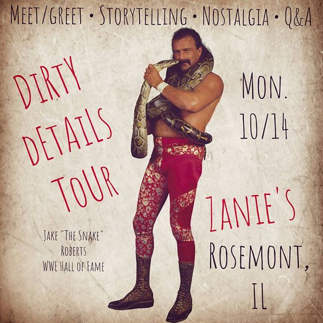 You have questions? I have stories.. and a few answers #dirtydetailstour #roadstories #storytelling #pranks #QandA @zaniesrosemont #Rosemont #Illinois  Tickets: https://zaniesrosemont.laughstub.com/event.cfm?cart&id=533227