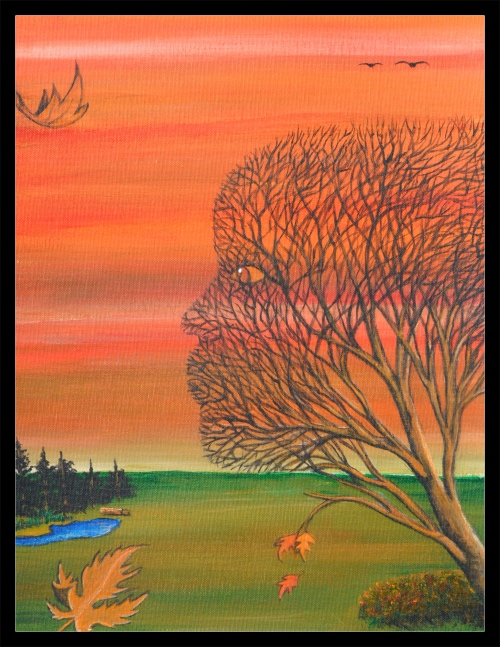 Faces - Meadow $3,500.00 Original $50.00 Limited Numbered Print