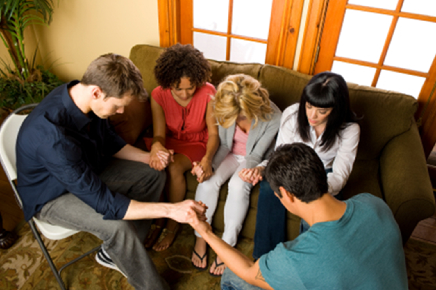 Small Groups - GET CONNECTEDKNOW JESUSBE TRANSFORMED