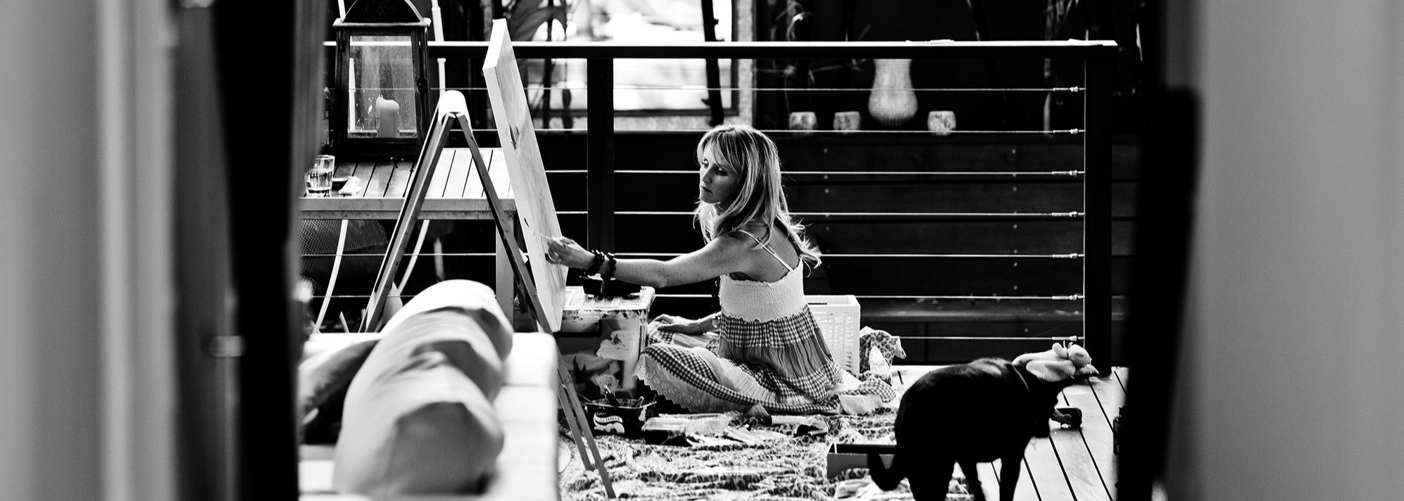 Genevieve Montgomerie - Artist's Statement