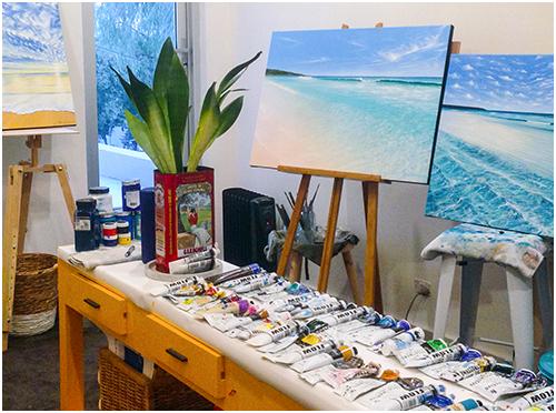 Single Session Artwork Classes