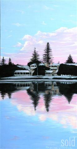 Lodge Blush - SOLD