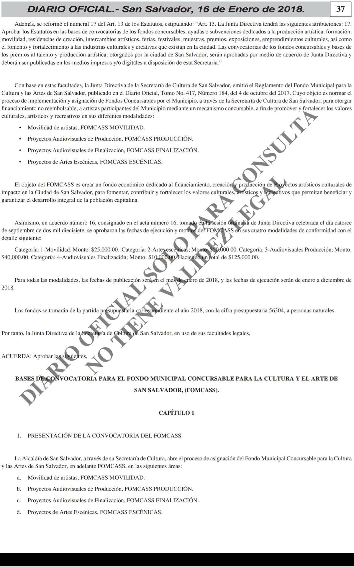 Referencia 2, 4 y 5 Foto: La Crónica SV/Dominio Publico