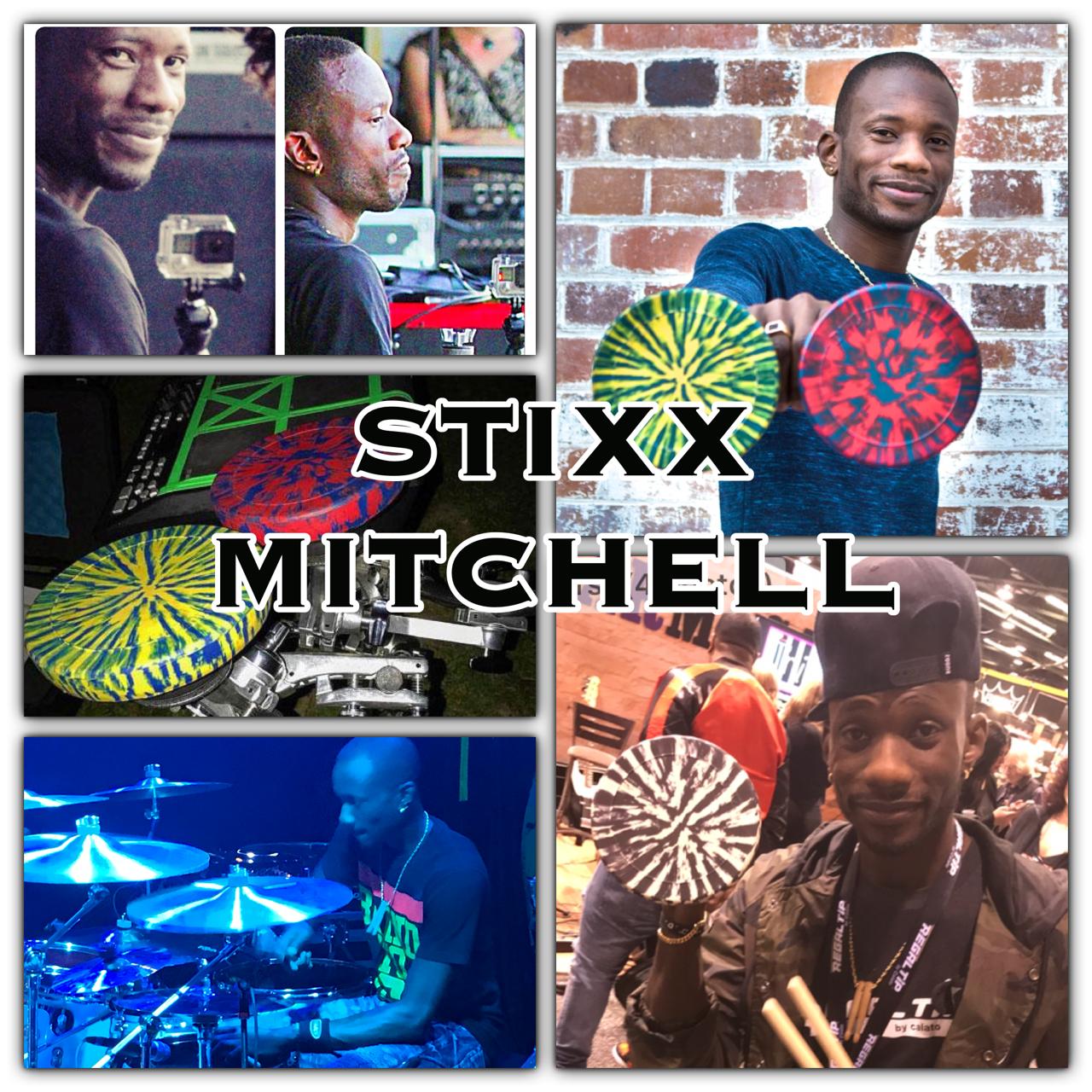 STIXX MITCHELL
