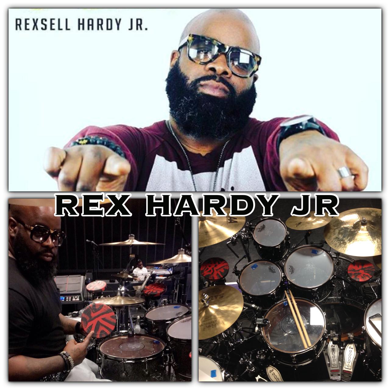 REX HARDY JR