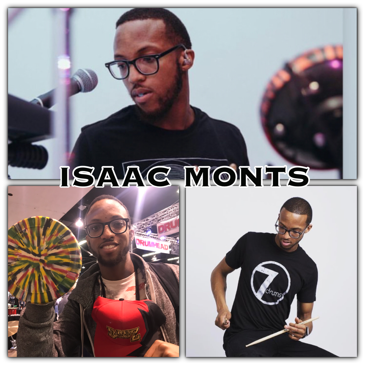 ISAAC MONTS