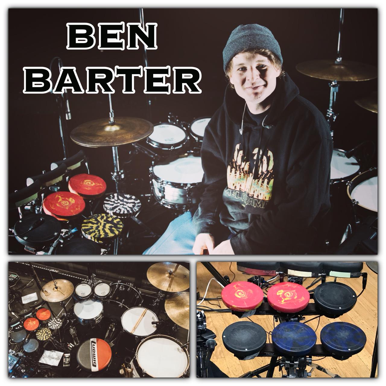 BEN BARTER