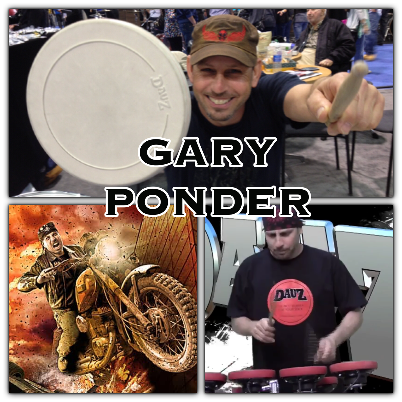 GARY PONDER
