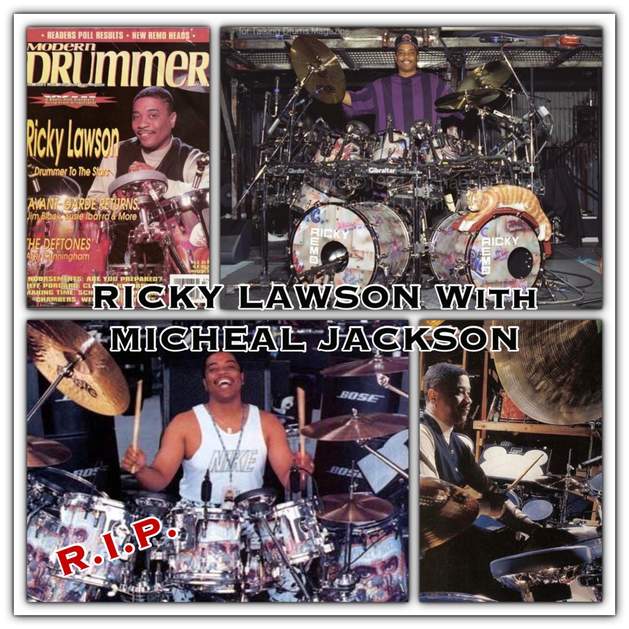 RICKY LAWSON