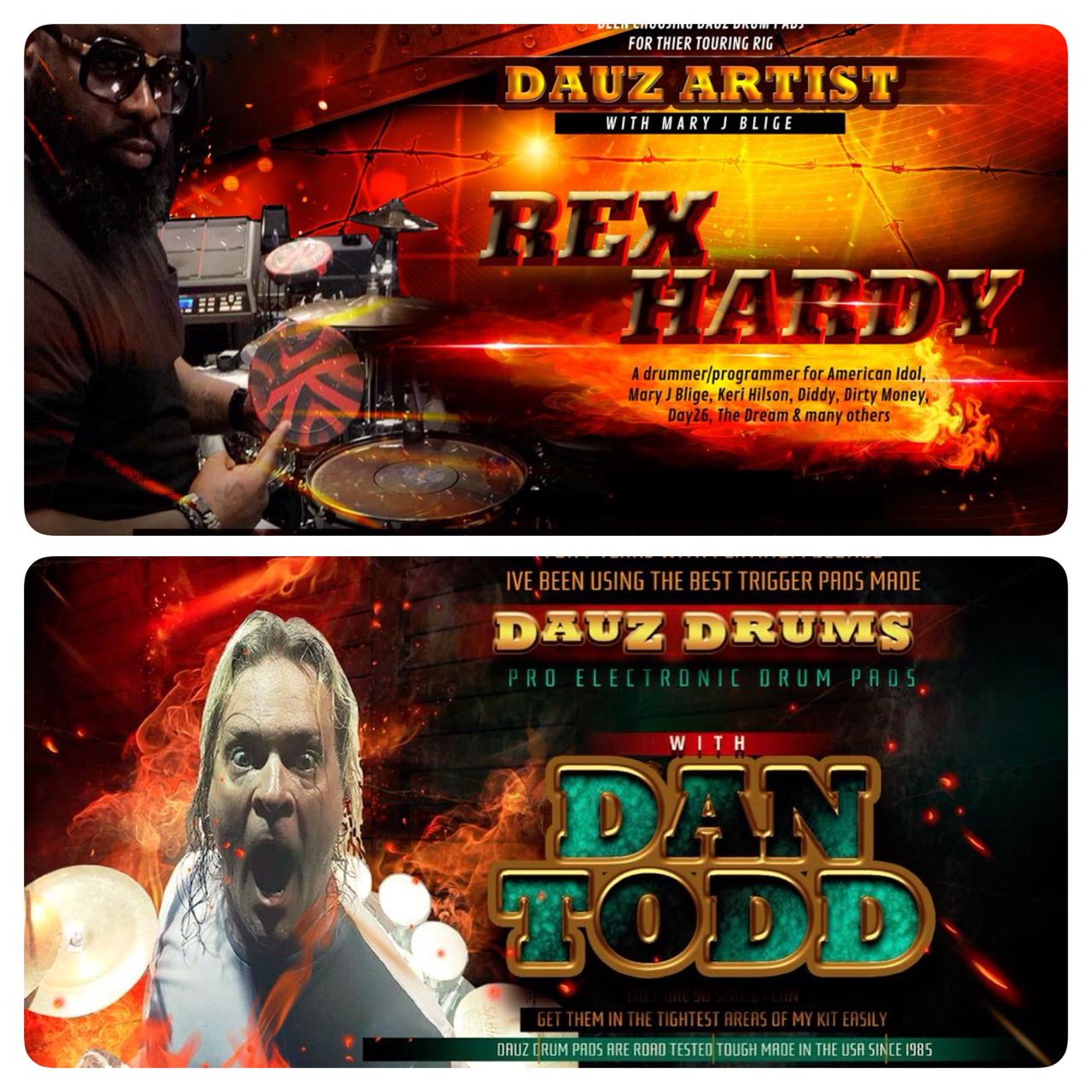 REX HARDY & DAN TODD