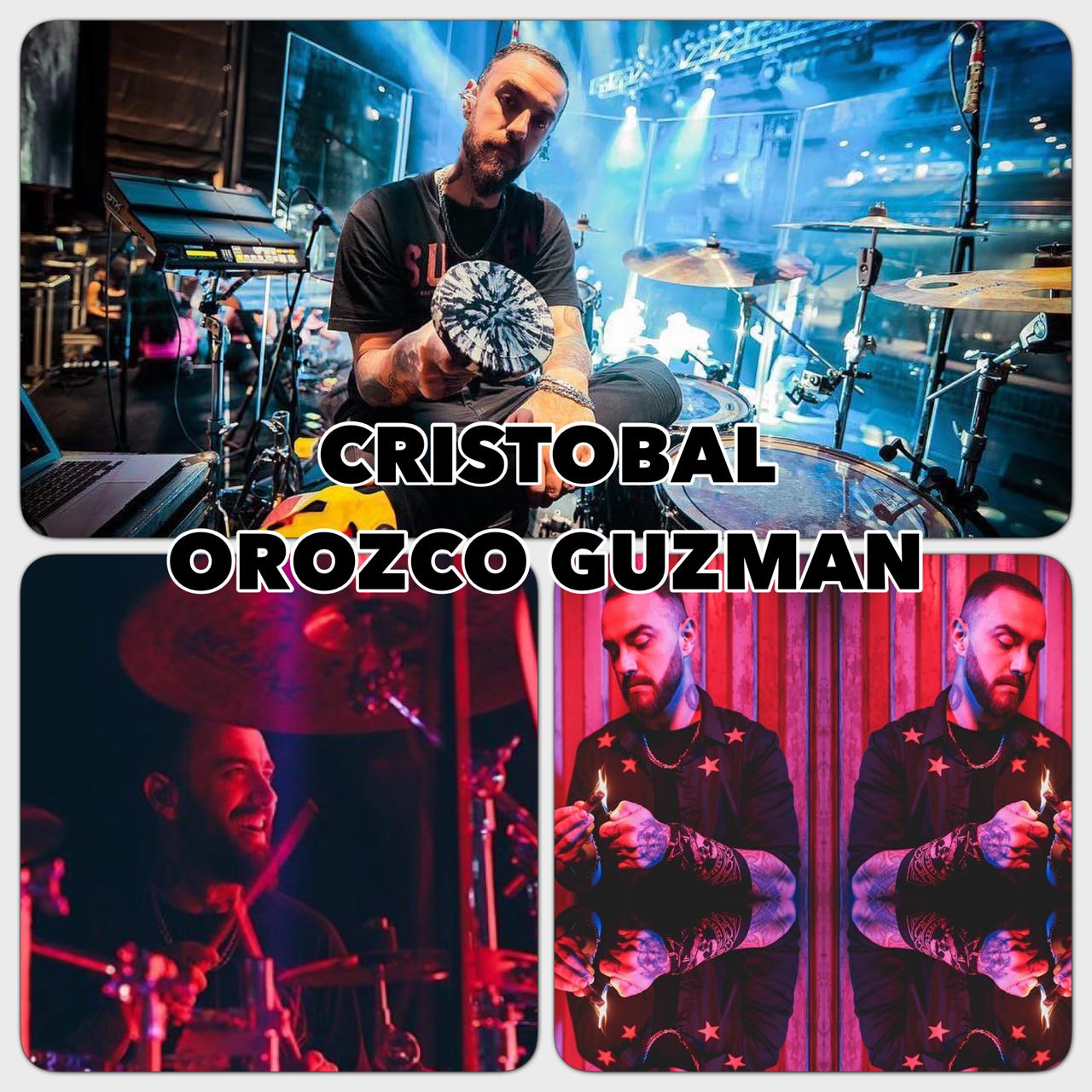 CRISTOBAL OROZCO GUZMAN