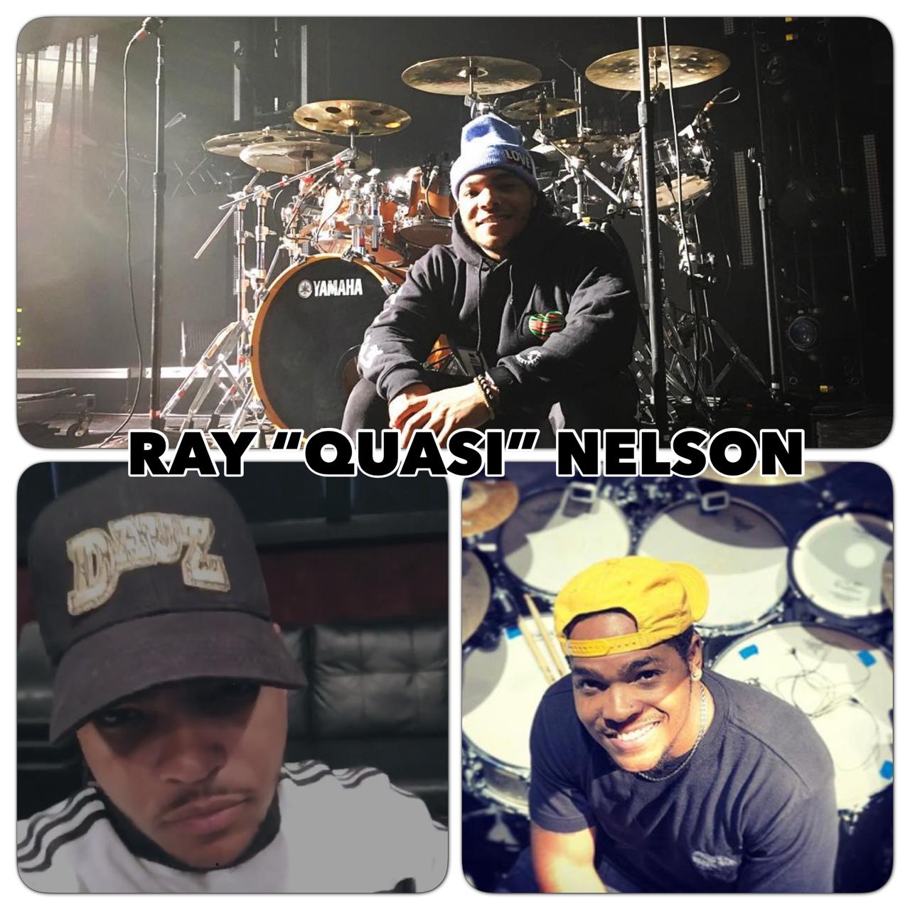 "RAY ""QUASI"" NELSON"