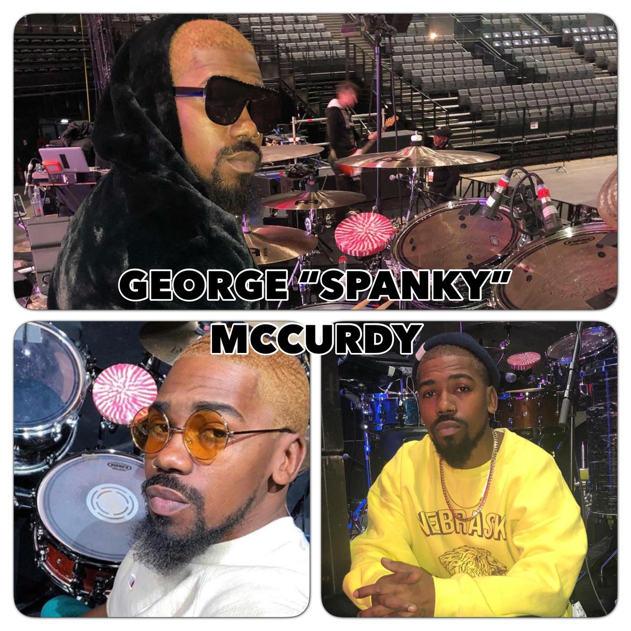 "GEORGE ""SPANKY"" MCCURDY"