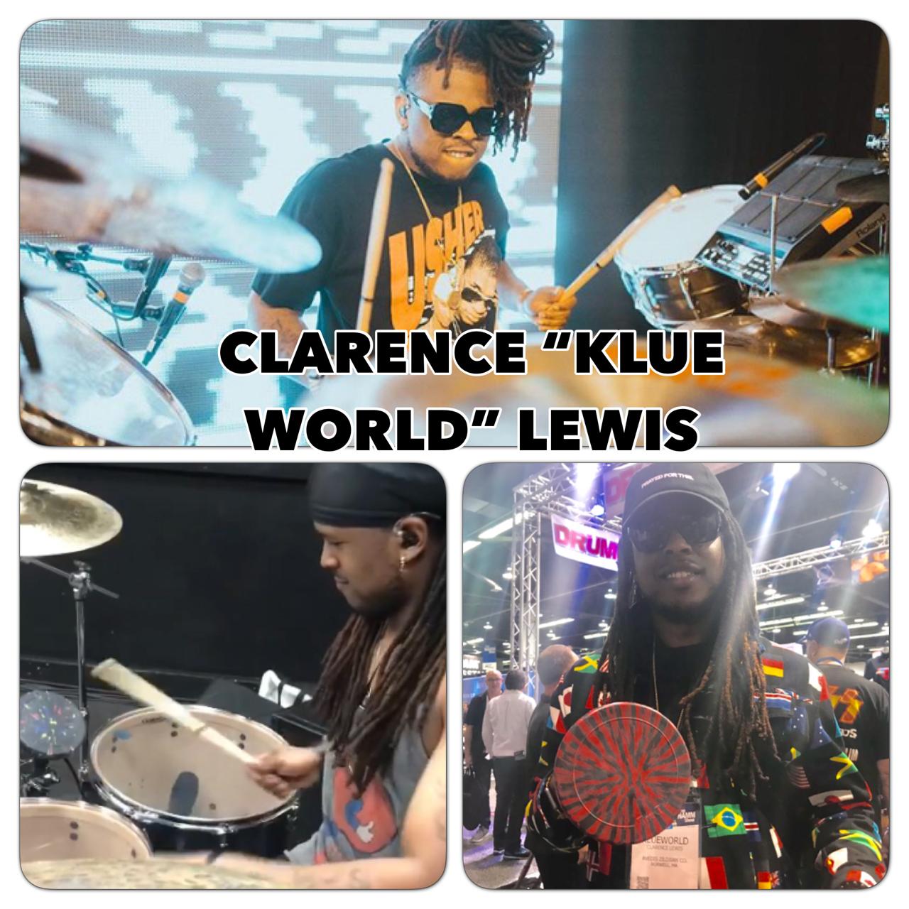 "CLARENCE ""KLUEWORLD"" LEWIS"