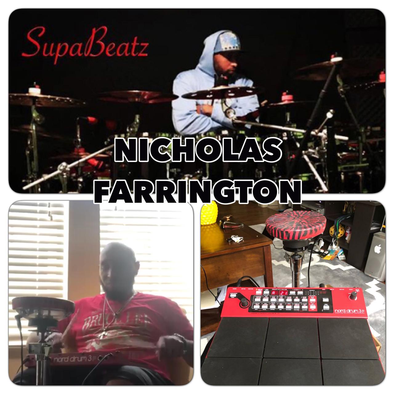 NICHOLAS FARRINGTON