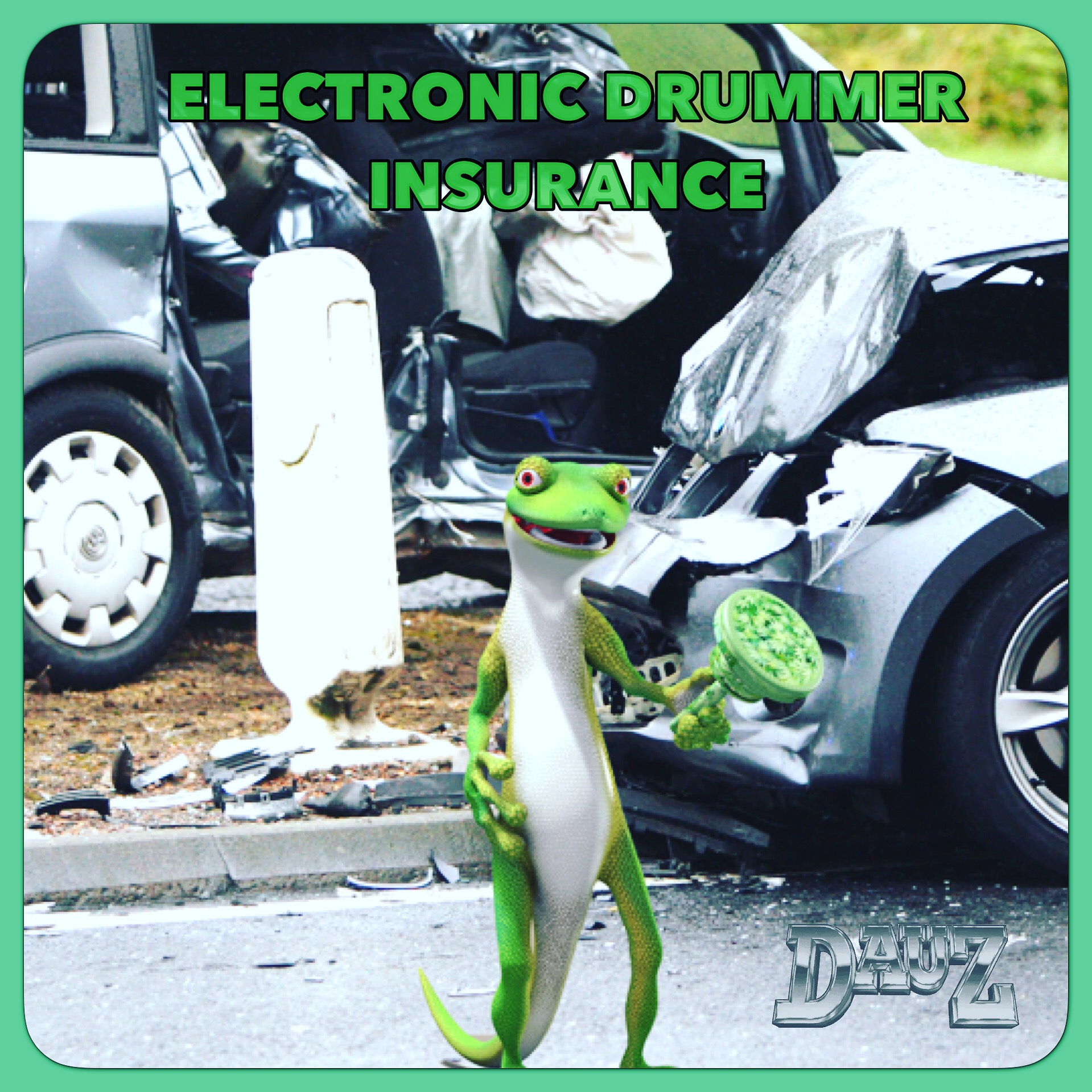 Electronic Drummer Insurance